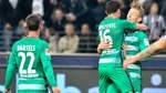 2:2: So spielte Werder gegen Frankfurt