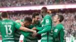 Werder jubelt über Heimsieg