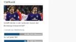 Die Umfrage von WESER-KURIER Online zeichnet ebenfalls ein düsteres Stimmungsbild.