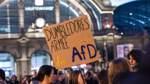 Demonstrationen gegen die AfD in mehreren deutschen Großstädten