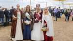 Königlicher Besuch zieht Tombolagewinner