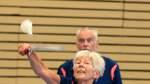 Das Ende einer Badminton-Ehe