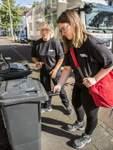 Kontrolldienst nimmt Müllsünder ins Visier - Bremer Stadtreinigung