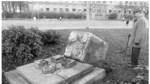 Langemarck-Denkmal zieht um