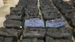 Zoll findet Kokain im Wert von einer Milliarde Euro