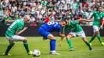 Magerkost gegen Everton