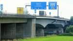 Auf der A1-Weserbrücke wird ein Fahrstreifen gesperrt