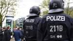 Nach Angriff auf Polizisten: Bremer Polizei richtet Ermittlungsgruppe ein