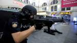 Anti-Terror-Übung im Bremer Hauptbahnhof beendet