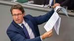 Verkehrsminister Scheuer will Bußgelder erhöhen