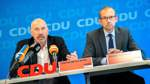 CDU übt heftige Kritik an Koalitionsvertrag