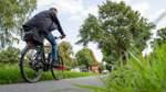 Fahrräder gehören nicht auf Gehweg