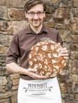 Lutz Geißler verbindet Backen und Reisen und nennt sich Brotnomade.