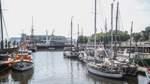Vegesacker Hafenbecken wird 2021 ausgebaggert