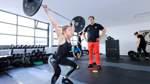 Bremer Gewichtheberin will mit Schwung nach oben