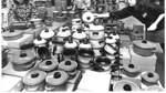 Auch 1988 gab es wie immer zum Jahresanfang günstig Kochtöpfe und andere Haushaltswaren. Das war damals so Tradition.
