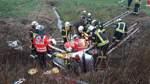 Warum ein Unfallplaner Übungen für seine Feuerwehr-Kameraden inszeniert