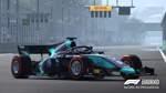 Die Boliden der Formel 2 steuern sich im Vergleich zu den Fahrzeugen der Königsklasse direkter und wendiger.