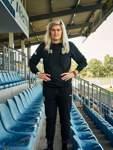 """""""Ellenbogen raus, durchsetzen. Ich bin immer schon ein kleiner Raufbold gewesen"""", sagt Imke Wübbenhorst."""