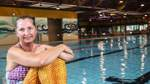 """""""Schwimmen wie eine Meerjungfrau ist sehr anstrengend"""""""