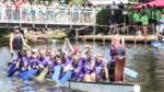 Wettrennen der Drachenboote