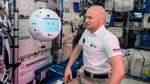 Cimon zurück vom Weltraumausflug