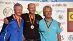Rolf Beneke gewinnt Silber