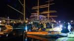 """Museumsschiff """"Seute Deern"""" sackt auf Hafengrund ab"""