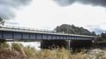 Vermessungsarbeiten für die neue Lesumbrücke beginnen