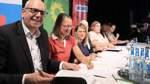 Rot-grün-roter Koalitionsvertrag in Bremen unterzeichnet