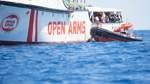 """Spanien bietet """"Open Arms"""" Hafen an"""
