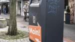 Mülltonnen in Bremen-Nord wieder verstummt