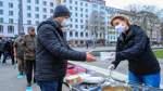 Warme Mahlzeiten für Obdachlose