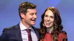 Jacinda Ardern holt in Neuseeland historischen Wahlsieg