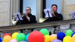 Bremer Stadtmusikanten feiern 200. Geburtstag