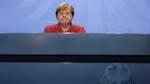 Merkel: Jeder Kontakt, der nicht stattfindet, ist gut