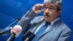 CDU-Fraktionschef Renz soll Nachfolger des zurückgetretenen Innenministers Caffier werden