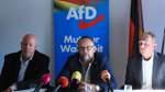 Bremer AfD ist eine Trümmertruppe