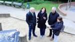 """Bauboom verzögert """"Platz der Kinderrechte"""" im Bürgerpark"""