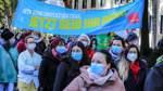 Erneuter Warnstreik an Bremer Kliniken