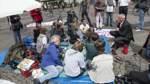 Polizei bedauert Räumung des Bremer Marktplatzes