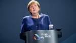Merkel bietet USA mehr Engagement für Sicherheit an