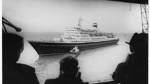 Schiffsverkehr zwischen Leningrad, Bremerhaven und Montreal