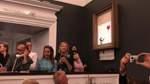 Künstler Banksy wollte sein Werk bei Auktion vollständig zerstören
