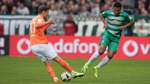 Werder gelingt der dritte Sieg in Folge