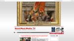 """Die Seite des Portals """"Nord-West-Media TV"""" war ebenfalls betroffen."""