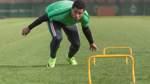 Gnabry zurück im Training