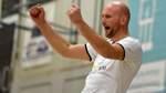 Hendrik Obermeyer hält den Sieg für die SG Achim/Baden II fest