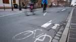 Freie Fahrt auf geschützten Radwegen