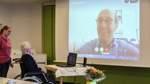 Skypen am 107. Geburtstag
